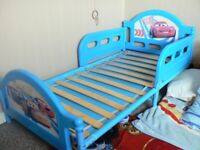 TODDLER / CHILD'S SINGLE BED WITH MATTRESS