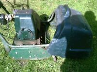 ATCO CYLINDER MOWER DUEL DRIVE WITH BOX (SERVICED)