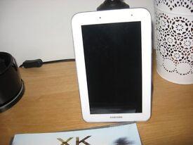 samsung ipad tablet as new