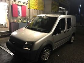 FORD TRANSIT CONNECT T220 LX 5-SEATER, 2008REG FOR SALE