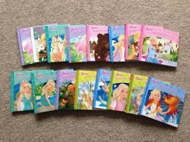 16 Barbie books