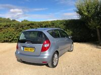 Mercedes Diesel A class - One owner from new. 18100 miles