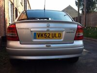 Vauxhall Astra 1.6 dual fuel for sale