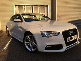 IMMACULATE AUDI A5 COUPE S-LINE PETROL
