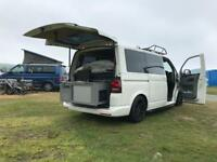 VW T5 camper/day van