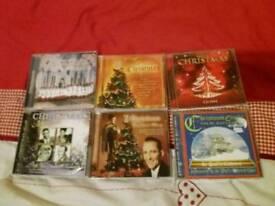 Xmas CDs