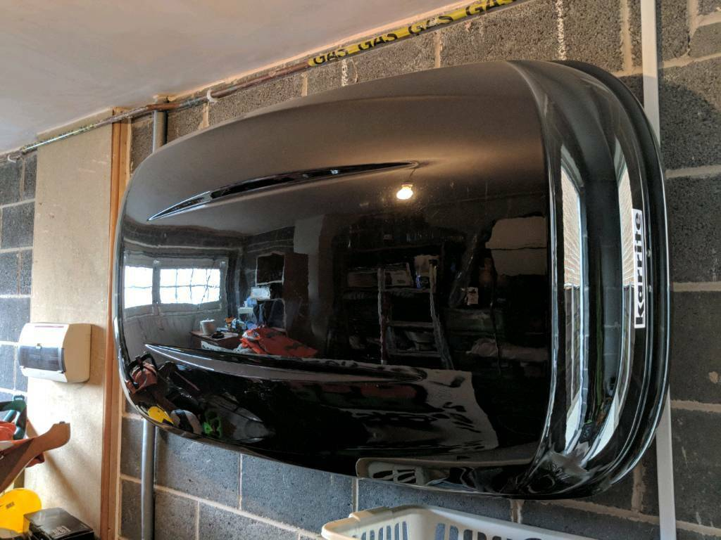 Karrite Odyssey 470 L Roofbox In Hyde Manchester Gumtree