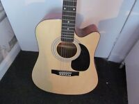 Chantry steel strung acoustic guitar for sale