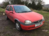 Vauxhall Corsa 1.2 - CHEAP CAR