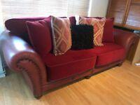 Tetrad Eastwood Midi Buffalo Leather 3 seater Sofa DELIVERY