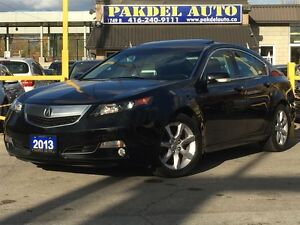 2013 Acura TL *ACCIDENT FREE*LOW KM*SUPER CLEAN*OFF LEASE