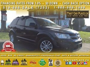 2013 Dodge Journey SXT-$59/Wk-7Pass.-Bluetooth-AUX-RemoteStart-A