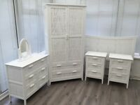 WHITE BEDROOM FURNITURE