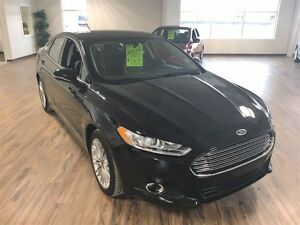 2016 Ford Fusion SE  AWD  Luxury Pack.