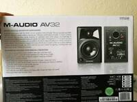 Studio Reference Active Powered Speakers