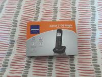 Binatone Icarus 2100 Single Digital Cordless Telephone Phone