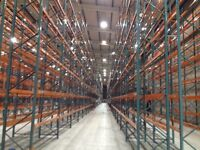 job lot dexion pallet racking 1000 bays available!( storage , shelving )