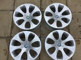 Genuine BMW style 121 alloy wheels