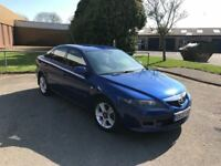 2007 Mazda 6 2.0 diesel 12 months mot/3 months parts and labour warranty