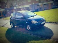 TOYOTA YARIS 1.0 LTR NOT CORSA, NISSAN MICRA, FORD, VAUXHALL, FORD, SEAT, PUNTO