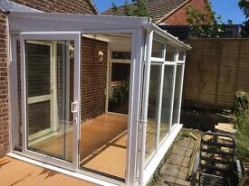 UVPC CONSERVATORY FOR SALE (£250 if dismantled)