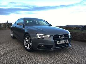 2012 Audi A5 2.0 Tdi SE Technik 177 Bhp 6 Speed. Finance Available