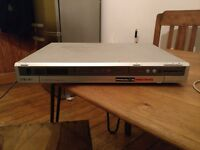 Sony DVD player and Hard Disc drive 80GB with DVD Recording for sale