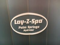 Lay-Z-Spa Palm Springs Hydrojet 4 Man Hot Tub