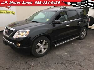 2011 GMC Acadia SLT1, Automatic, Leather, Heated Seats, AWD