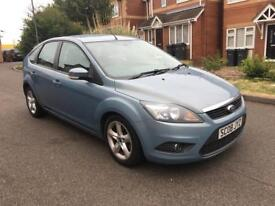 2008 (08) FORD FOCUS 1.6 ZETEC MANUAL PETROL 5 DOOR CHEAP