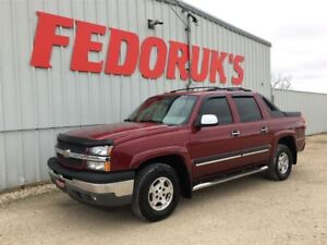 2005 Chevrolet Avalanche LS 1 YR WARRANTY INCLUDED!!