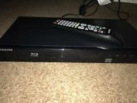Samsung blue ray player