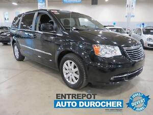 2015 Chrysler Town & Country Touring/STOW'N'GO/JANTES/DOUBLE AIR