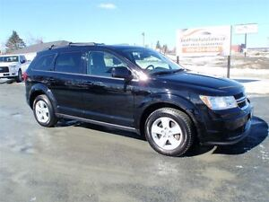 2014 Dodge Journey SE PLUS! 7 PASSENGER! CERTIFIED!