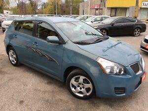 2009 Pontiac Vibe HATCHBACK/AUTO/LOADED/CLEAN CAR PROOF