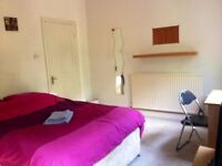 *zone 2* NICE SIZE DOUBLE FOR ONE `` BOOK IN ADVANCE - ALL BILLS INCLUDED * TRENDY EAST