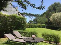 Portugal, Algarve, central Vilamoura garden Apartment, 2 bed 1 1/2 bath : for holiday rental