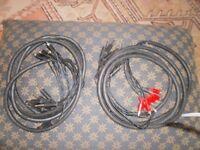 Studio wiring looms £5 each