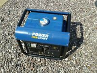 Power Craft PC1050 Generator