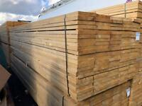 🌞 Wooden Scaffold Style Boards - New - 3.9M