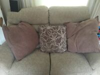 2 and 3 seater g plan sofa
