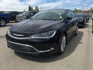 2016 Chrysler 200 Limited | Low Kilometers | Barely Driven