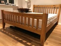 Quality King Size Bed and Luxury Mattress (5ft x 6ft 6)