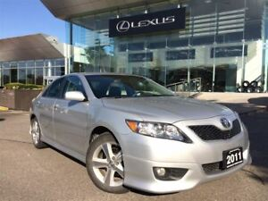 2011 Toyota Camry SE Heated Seats Leather Bluetooth Sunroof