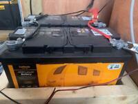 1x leisure battery
