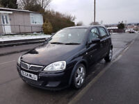 2005 vauxhall corsa 1.2, 5door, 0nly 65700 miles, ful mot, service history, v.good alround condition