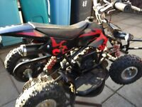 Mini moto quad 49cc