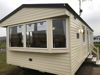 Cheap Static Caravan *doubled glazed and heated*