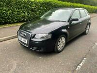 Audi A3 1.9TDI, 2008, Clean Car, Low Deisel Miles, Drives Great, Years Mot