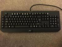 Razer Blackwidow Mechanical Keyboard